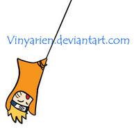 Naruto_hanging by Vinyarien