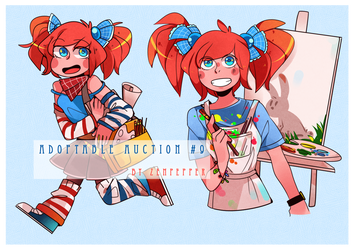 Adoptables auction #9 [open] by lZenPepperl