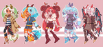 SET PRICE ADOPT [5/5 OPEN] by lZenPepperl