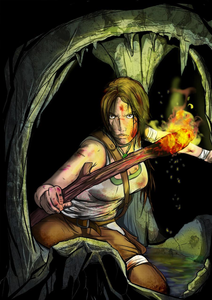 Tomb Raider Reborn by Soliduskim