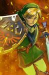 The Legend of Zelda - The Hero