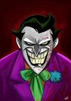 Joker by Soliduskim