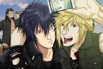 Final Fantasy XV - Selfie Time!