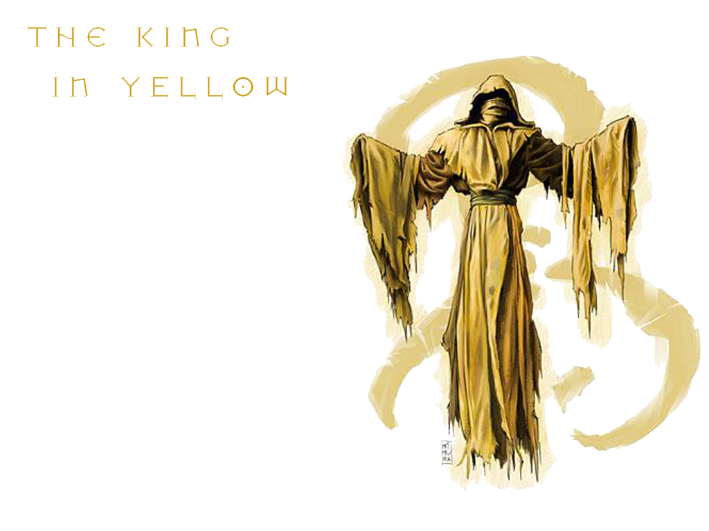 The King In Yellow by Xjester