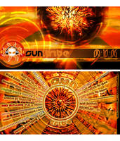Sun Tribe Flyer by Cobawsky