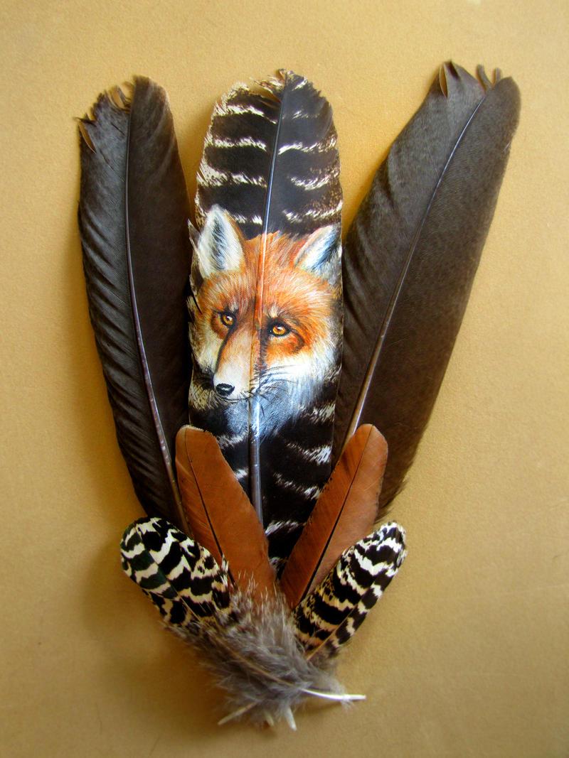 Foxy Ladaaay by LuxDani