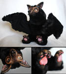 Starchild the Baby Flying Fox Art Doll