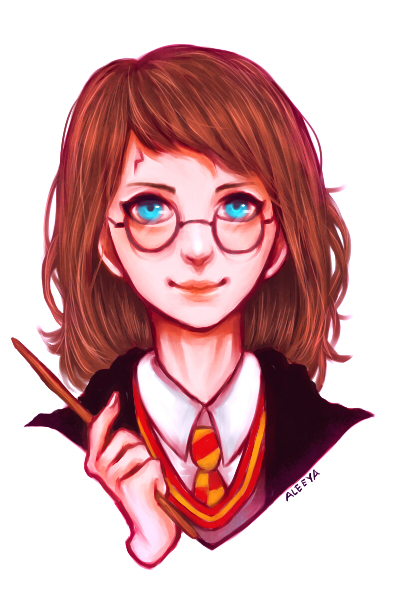 Harry Potter Genderbend by Slurpiees