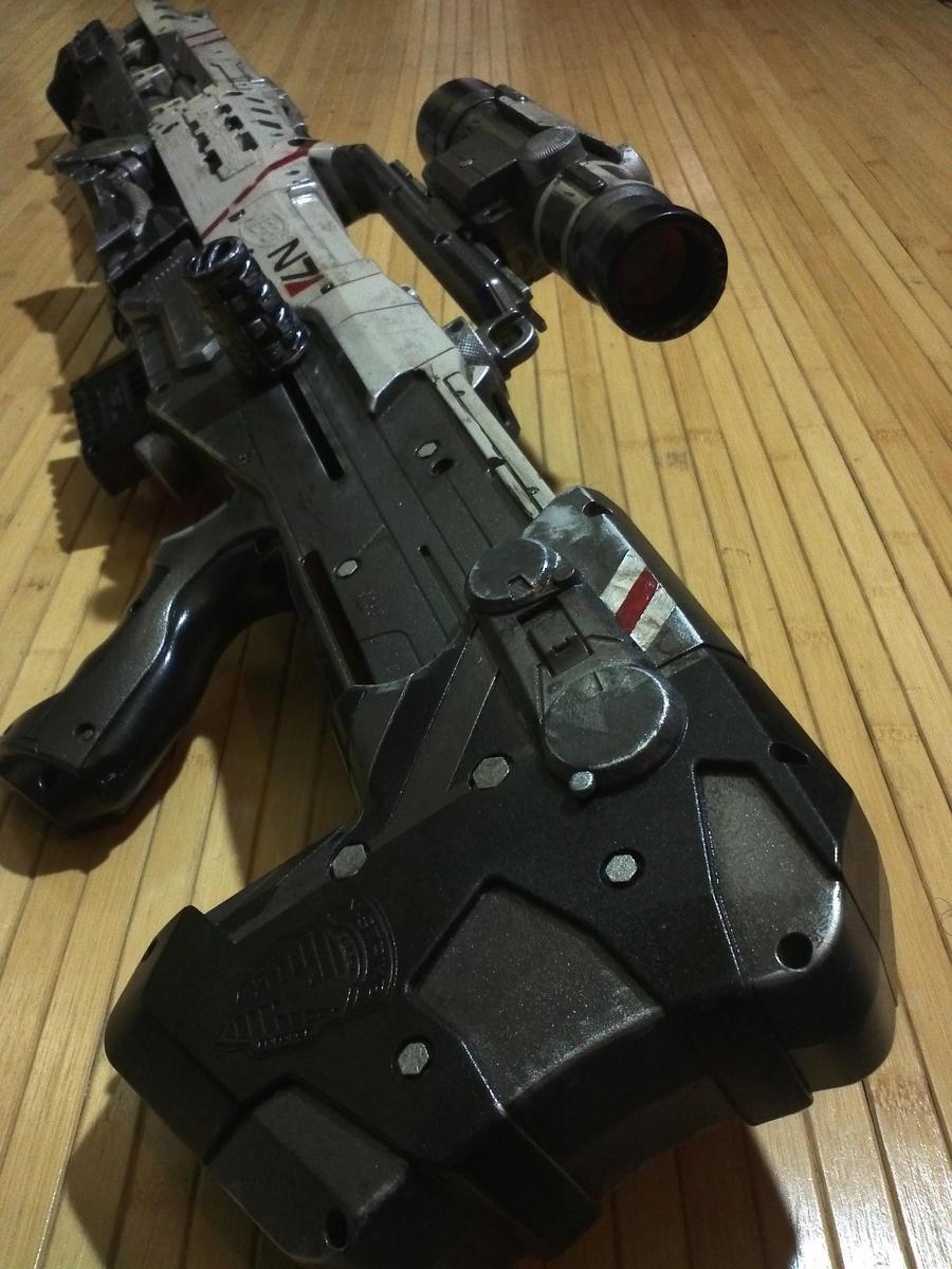 Nerf guns! by DrowSorcerer