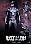 Batman Triumphant Poster