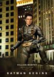 Cillian Murphy as Batman