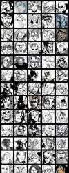 Comic Book Idol 3 by force2reckon