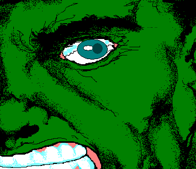 Emerald Rage by force2reckon