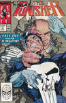 signed The Punisher #18