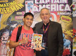 with Mike Zeck by force2reckon