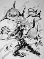 Aquaman by force2reckon