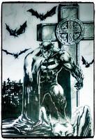 the Batman by force2reckon
