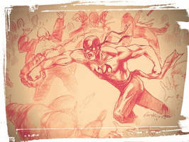 Iron Fist by force2reckon