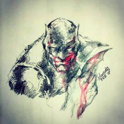 Batman by force2reckon