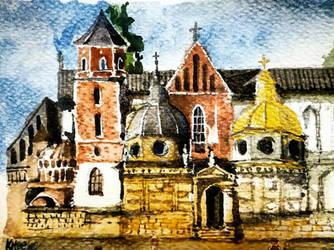 Wawel by KheeKhee