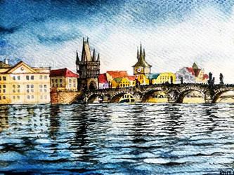 Day in Prague by KheeKhee