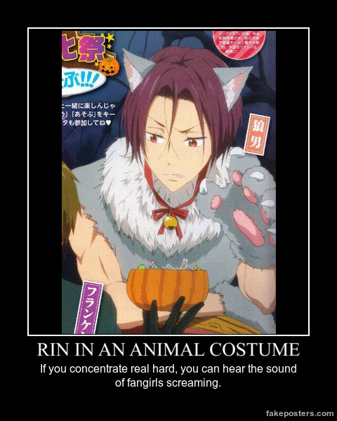 Rin Matsuoka Demotivational By Yunidarkrose On Deviantart Rin medicine high 90 images. rin matsuoka demotivational by