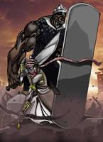 Kadira and Nguvu by Djele