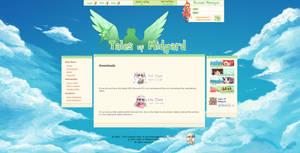 Tales of Midgard [Webdesign]