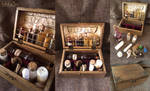 Spells and potions chest