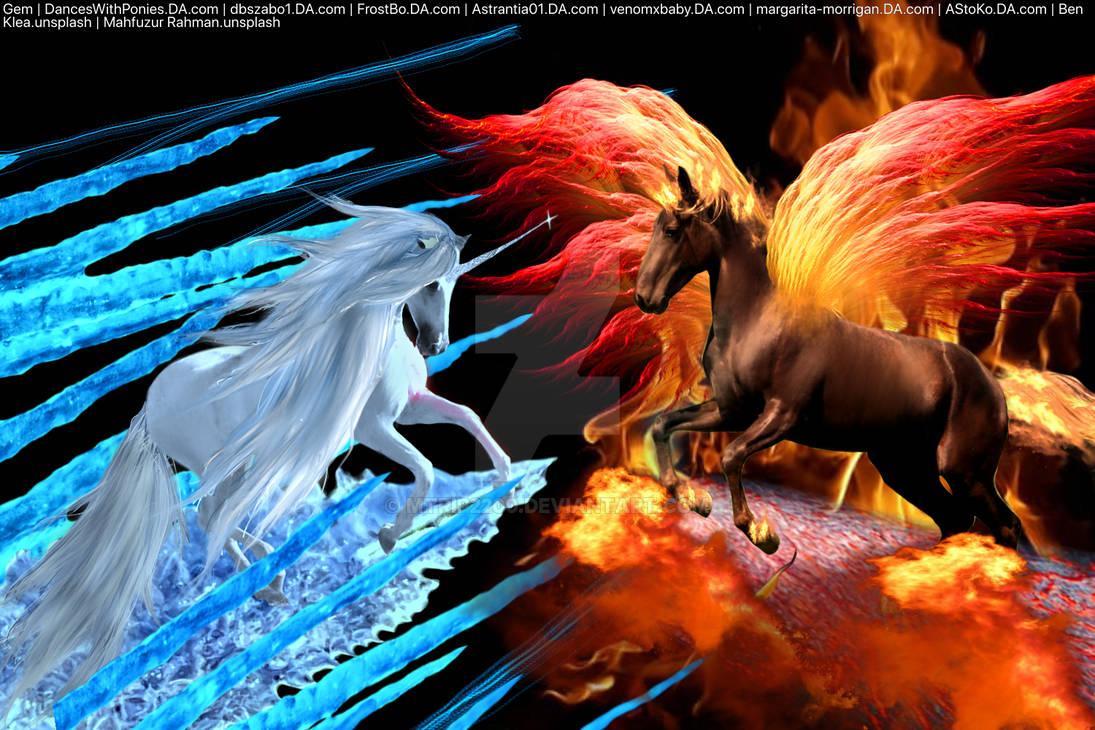 Battle of Elementals