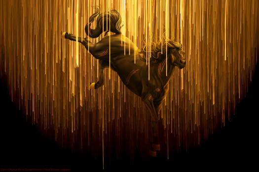 Rivulets of Gold
