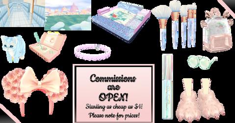~ MMD Commissions OPEN~