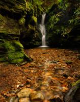 Secret Falls by Kyofuu