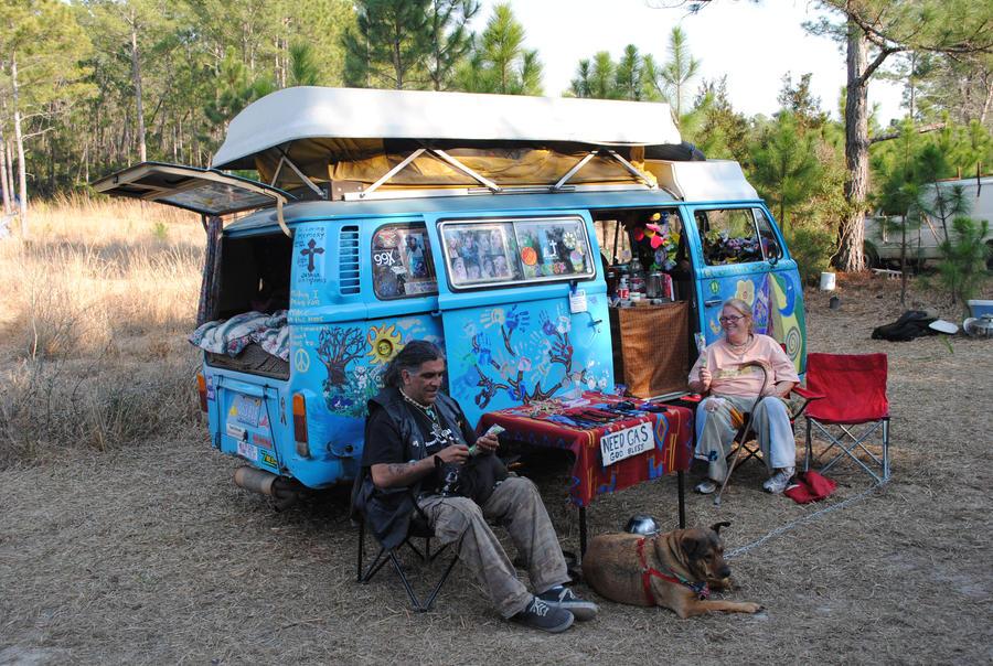 Image result for hippies van