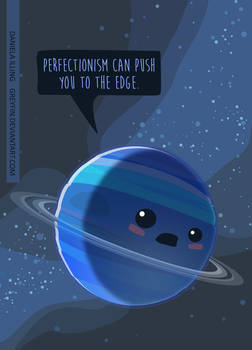Perfectionism can push you to the edge