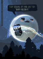 Happy Holidays by greyfin
