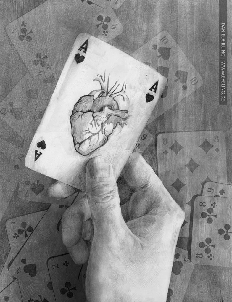 An Ace up my sleeve by greyfin