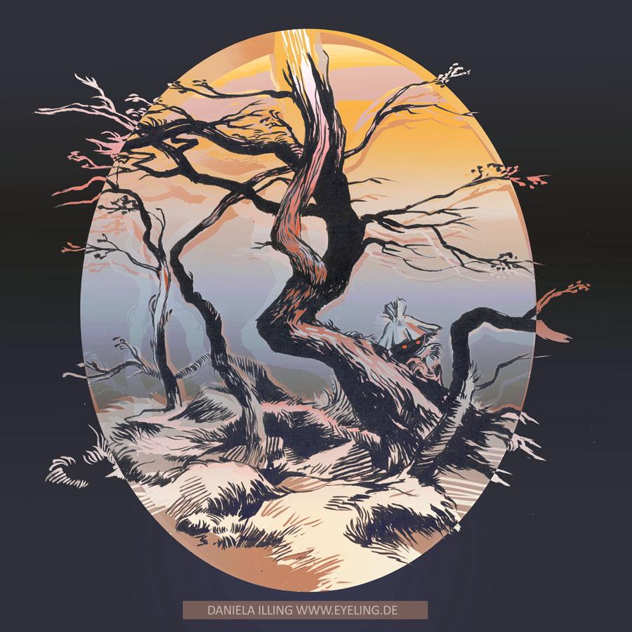 Lost Woods (for Linktober) V.3