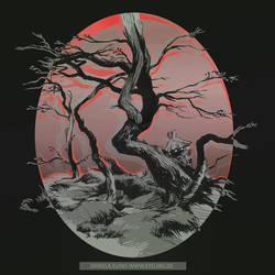 Lost Woods (for Linktober) V.1