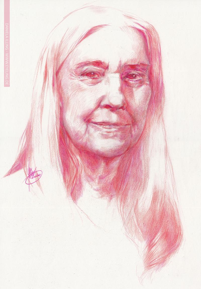 Portrait of Margaret Hamilton
