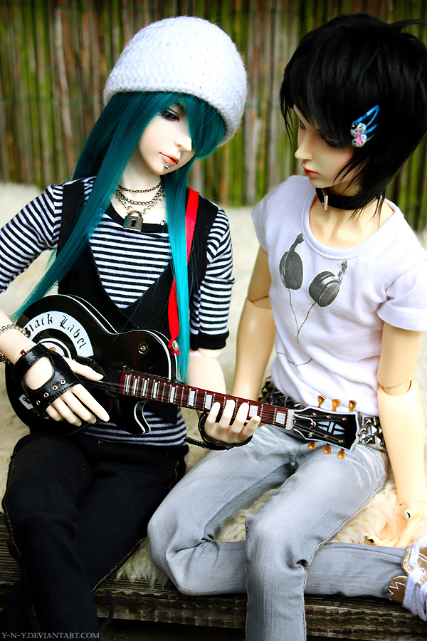 Play a song for me please .2 by Y-n-Y