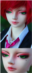 Hyacynth's second faceup by Y-n-Y