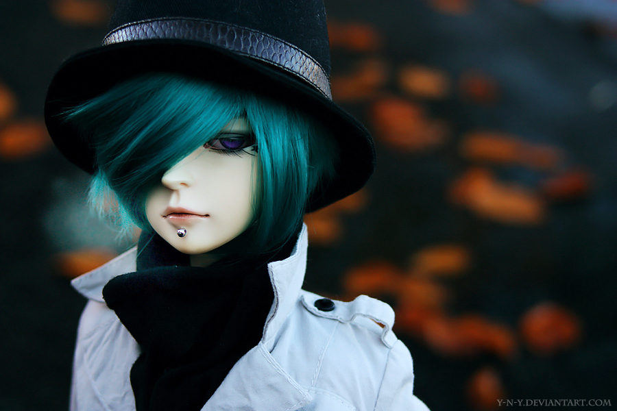 Mr. Autumn .1 by Y-n-Y