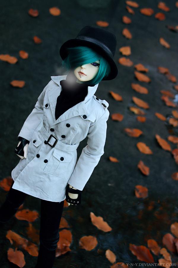 Mr. Autumn .2 by Y-n-Y
