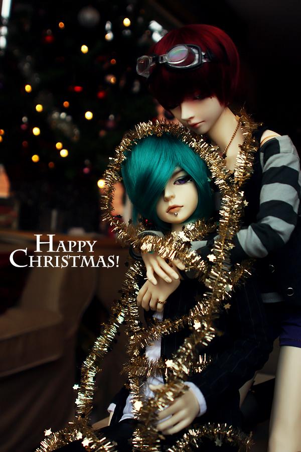 Christmas 2012 by Y-n-Y