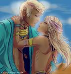 Yushua and Nen