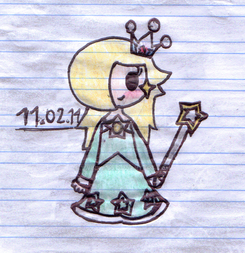 Princess Rosalina by Twinky-05