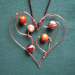 Wooden Heart SOLD