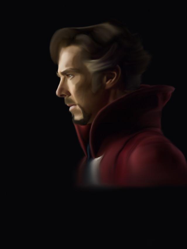 Doctor Strange by Ganacias