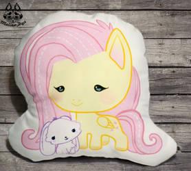 FOR SALE  MLP: Fluttershy Pillow